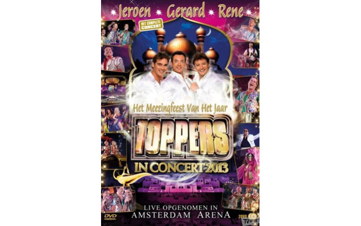 Toppers - Toppers In Concert 2013