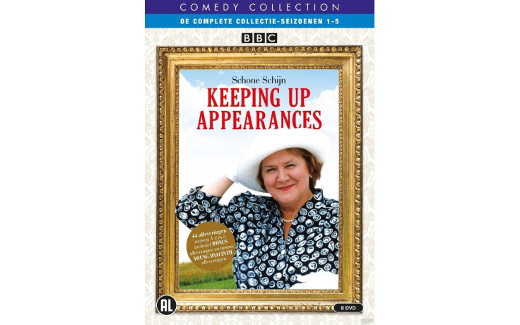 Keeping up appearances - De complete collectie