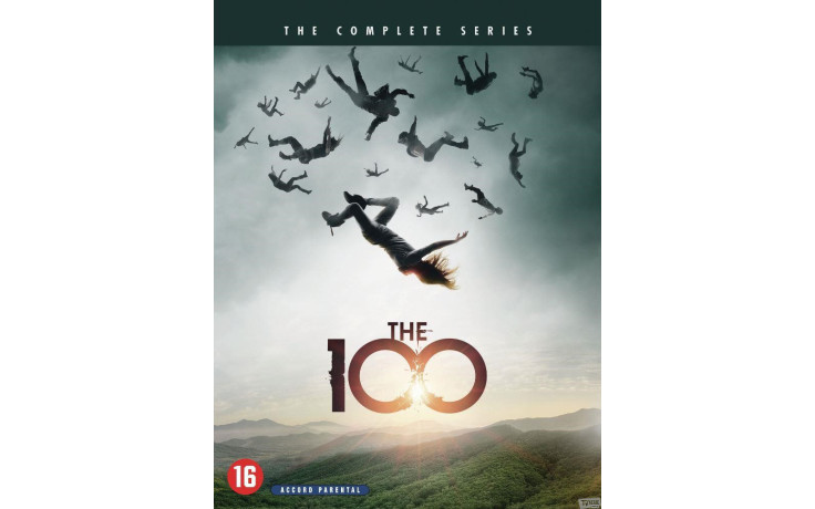 The 100 - Complete series