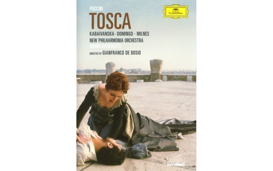 Raina Kabaivanska, Placido Domingo, Sherrill Milner - Puccini: Tosca