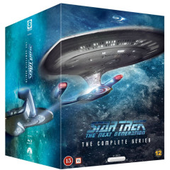 Star Trek The Next Generation - Complete Serie (Import)