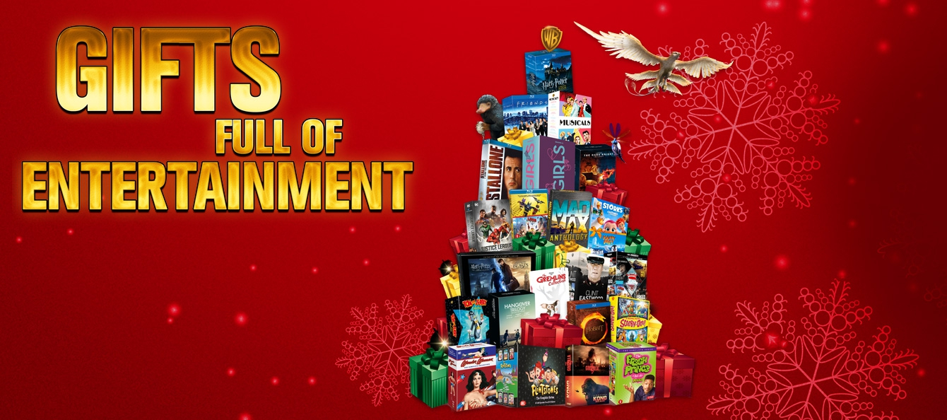 Gifts full of entertainment