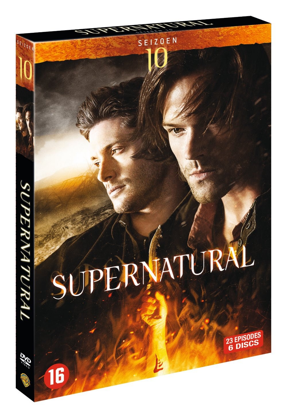 Supernatural Seizoen 10 DVD